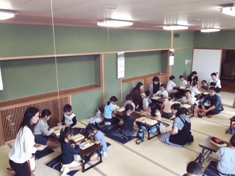 石山地区公民館どうぶつしょうぎ教室2